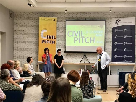 Civil Pitch Tbilisi 2019