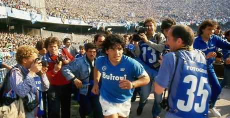 Sheffield Doc/Fest Opens With Maradona