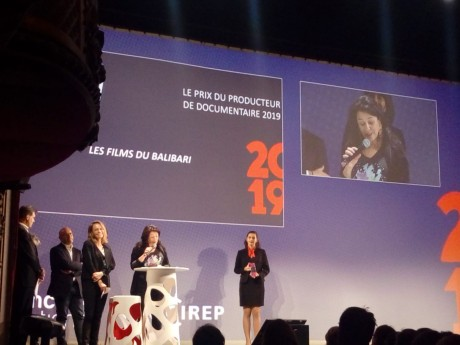 Les Films du Balibari is a Winner