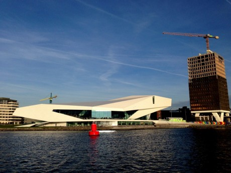 IDFA at the Eye Filmmuseum Amsterdam