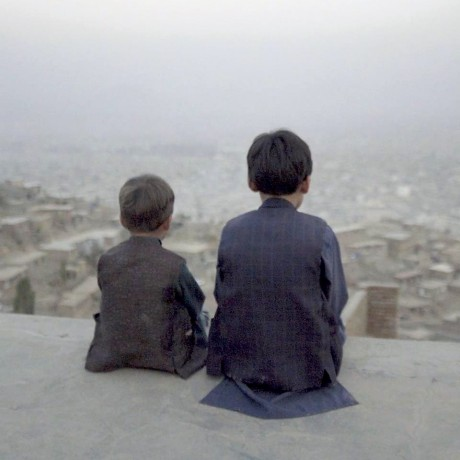 Aboozar Amini: Kabul, City in the Wind