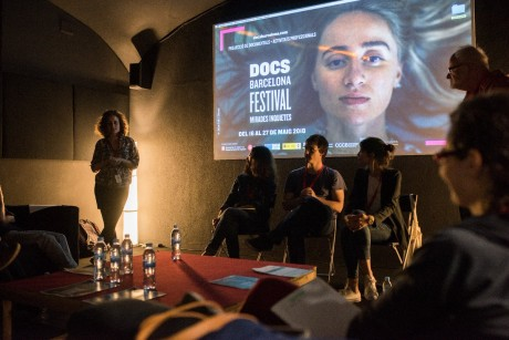 DocsBarcelona Rough Cut Sessions