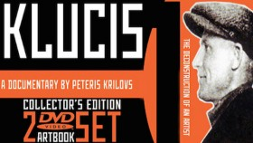 Klucis DVD – a Gift to Film and Art Lovers