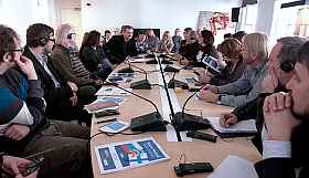 Documentary Conference in St. Petersburg